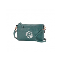 Crossbody Purse - Sea Green