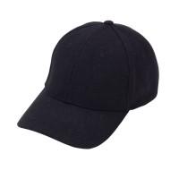 Wool Cap - Black
