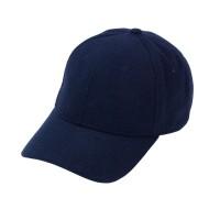 Wool Cap - Navy
