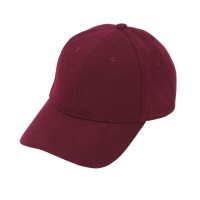 Wool Cap - Wine