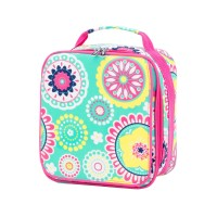 Lunch Box - Colorful Medallion