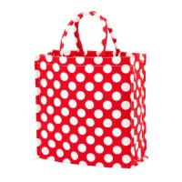 Small Tote Bag - Red Dot