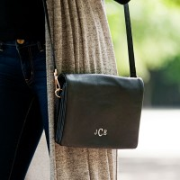 Crossbody Purse - Black