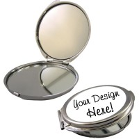 Mirror Compact Round