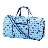 Duffel Bag - Fish