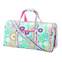 Duffel Bag - Colorful Medallion