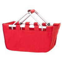 Market Tote - Red