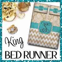 King Bed Runner