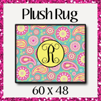 Plush Rug 60 x 48