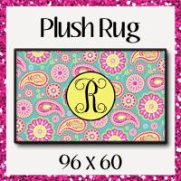 plush rug 96x60